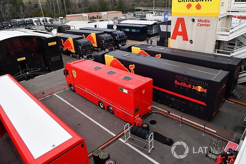 تقلّص مجموع عائدات فرق الفورمولا واحد بـ 47 مليون دولار في 2017