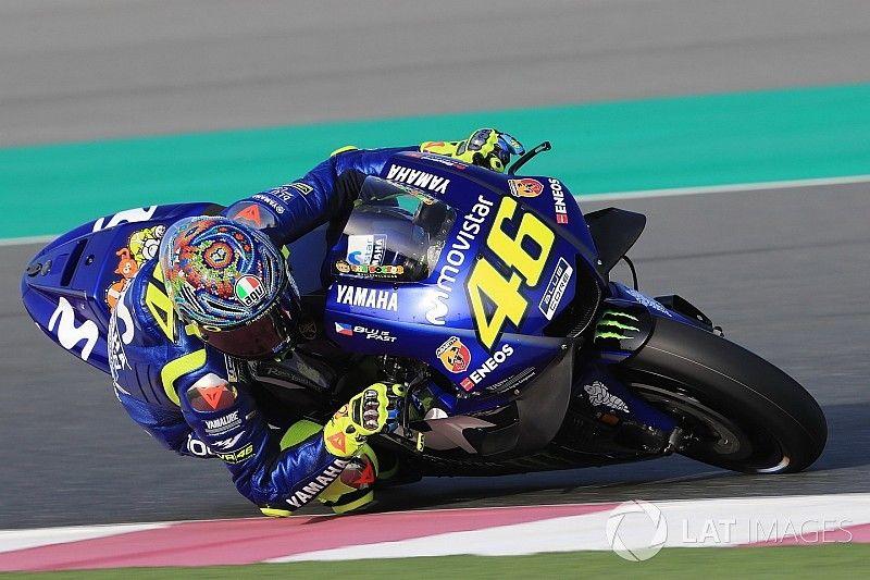 Rossi piensa en correr dos años más... y con Yamaha