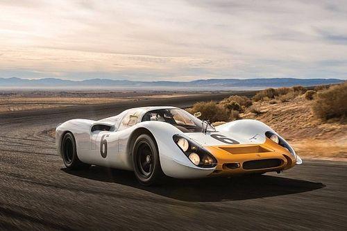 Porsche 908 uit 1000 km van Spa 1968 onder de hamer