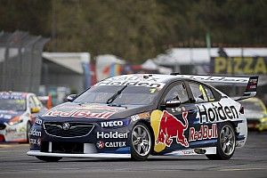 Adelaide 500: Whincup tops practice, McLaughlin shunts
