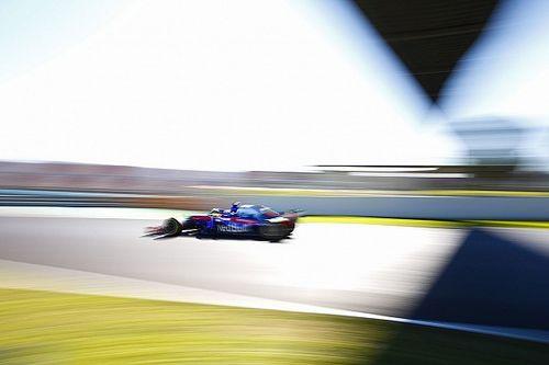 Végsebességek az F1-es tesztnapról: Harmadik helyen a Honda, utolsó a Mercedes