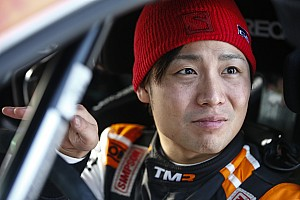 Katsuta participera à huit rallyes WRC en 2020