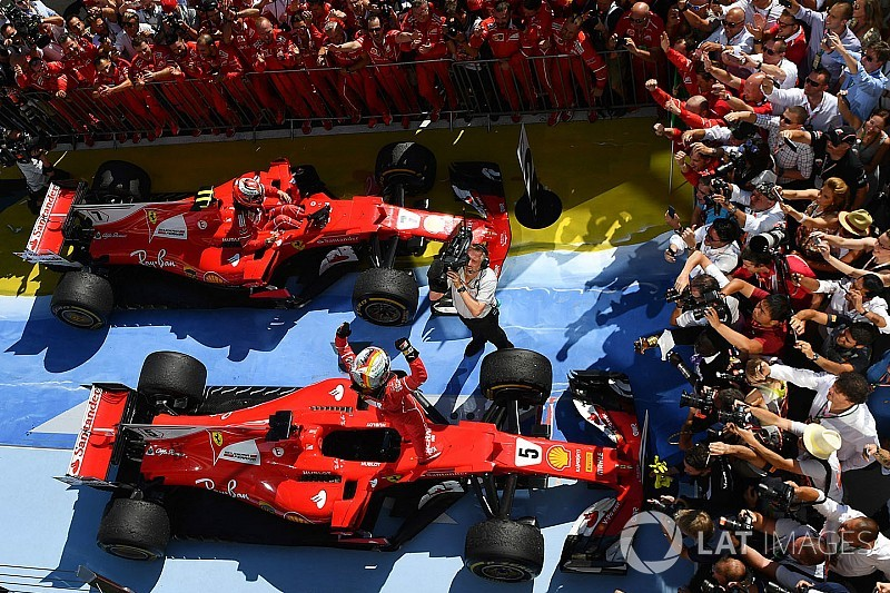 Ferrari threatens to quit F1 over 'Global NASCAR' vision
