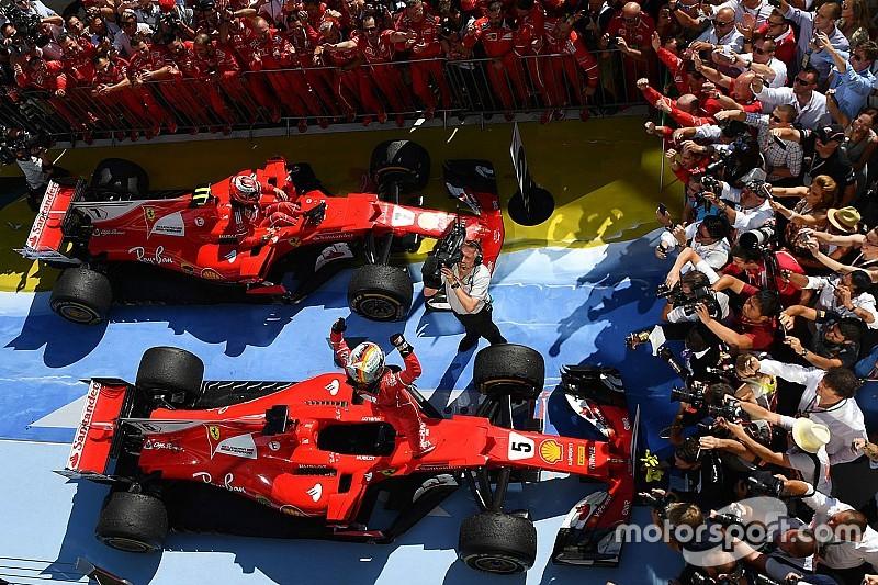 """法拉利威胁退出""""全球纳斯卡""""般的F1"""
