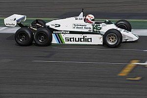 Williams celebra su 40° aniversario en Silverstone