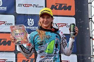 Kiara Fontanesi, dari Maskot Paddock Jadi Ratu Motocross