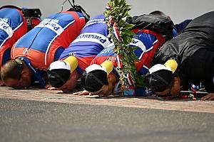 IndyCar Noticias de última hora Sato espera ser una inspiración para pilotos japoneses