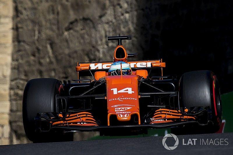 Des points dans un GP que McLaren aurait dû gagner, selon Alonso