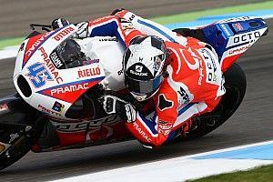 【MotoGP】オランダGP:雨のFP3はレディング首位。ヤマハ勢も上位