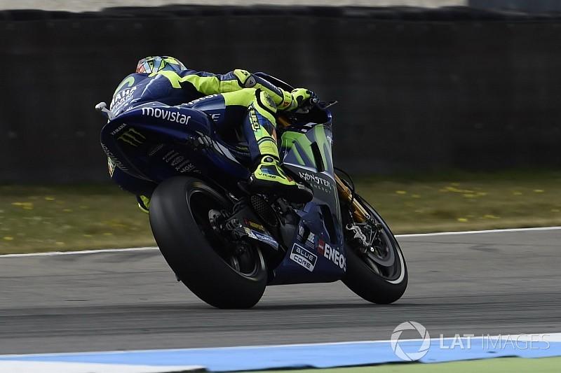 MotoGP: centiken múlott Rossi és Zarco kiesése