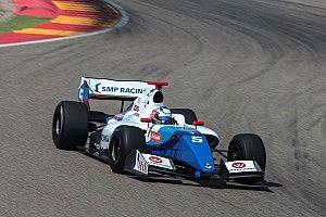 Aragon F3.5: Orudzhev leads AVF 1-2 in Race 1