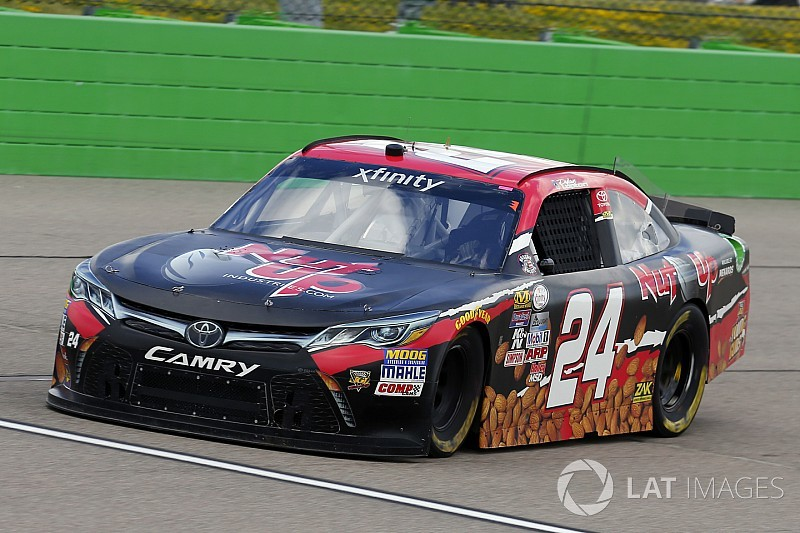 Dylan Lupton expands NASCAR Xfinity schedule with JGL Racing