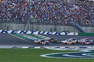 Las tres categorías de NASCAR estrenarán modelo de neumáticos en Kentucky