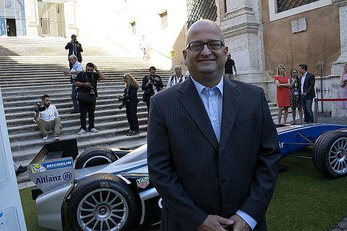 """Ernesto Ciorra: """"ePrix di Roma esempio di una nuova mobilità"""""""