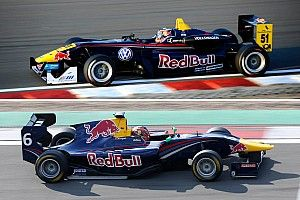 """Kvyat : le GP3 avec la F3 Europe, une """"combinaison parfaite"""""""