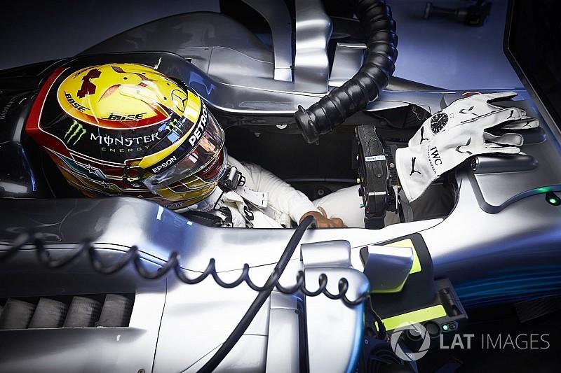 هاميلتون لا يفكّر بالفوز بل يسعى للحدّ من الأضرار في سباق النمسا