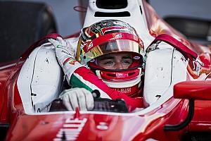 FIA F2 Reporte de prácticas Leclerc domina los libres de F2 adelantados al jueves en Silverstone