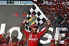 NASCAR XFINITY Wild late-race restart propels Allgaier to Xfinity win at Chicagoland