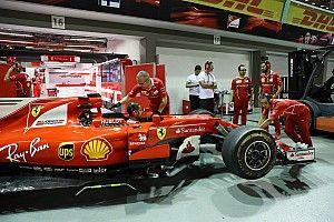 Singapur GP öncesi kullanılan güç ünitesi sayıları açıklandı