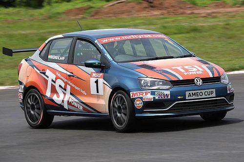 Driven: Volkswagen Ameo Cup race car
