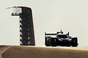Porsche domina la calificación en COTA