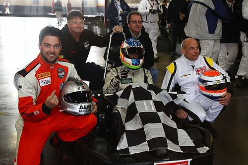 Nissan Micra Cup team wins Pole Position 4-Hour karting race