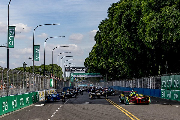 Formula E Breaking news McLaren open to entering Formula E