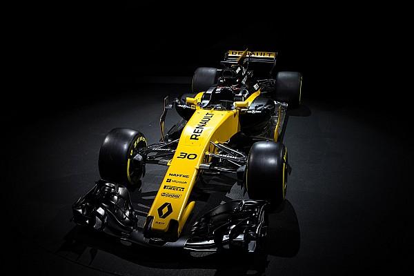 【2017年F1マシン:テクニカルスペック】ルノーR.S.17