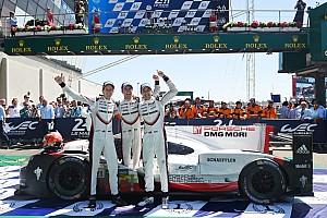 لومان تقرير السباق لومان 24 ساعة: بورشه تحقق الفوز في سباق المفاجآت