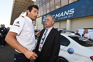 Webber will gefährlichere Formel 1: