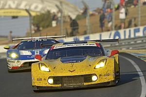 """Le Mans Breaking news Corvette team """"can't feel bad"""" despite last-lap defeat"""