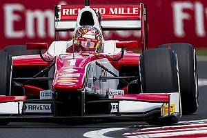 FIA F2 速報ニュース 【F2ハンガロリンク】ルクレール、車両違反で7戦連続PP剥奪