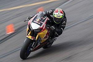 Honda: Giugliano pronto al debutto sulla CBR1000 al Lausitzring