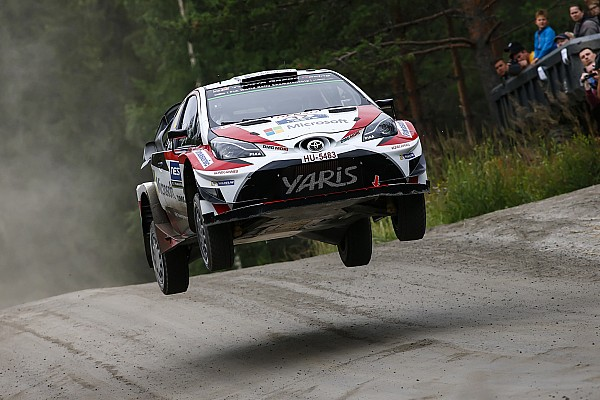 Гравийный Гран При: герои и антигерои Ралли Финляндия