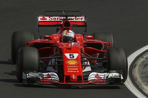 Vettel prevê luta árdua com Red Bull e Mercedes na Hungria