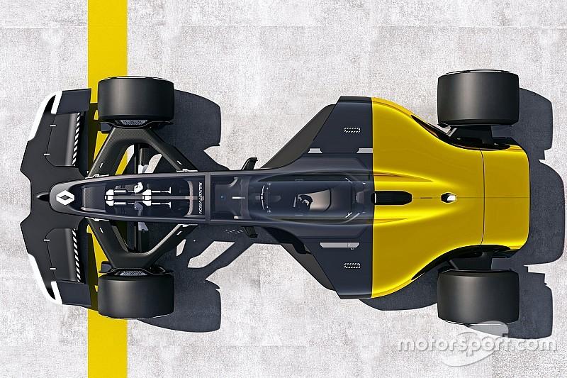 Близкое и далекое будущее: 5 гоночных концептов Формулы 1