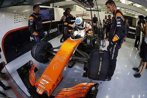 Alonso detona Honda em novo desabafo via rádio