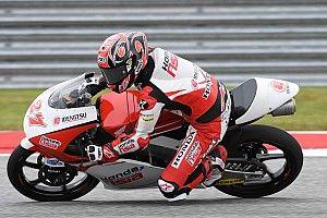 【Moto3】予選で転倒の鳥羽海渡「ポイント獲得を狙いたい」