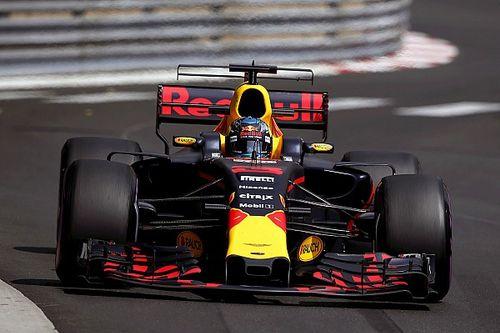 Red Bull passa a adotar asa T em seu carro no GP de Mônaco