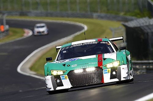 Nurburgring 24h: Audi holds 1-2 heading into the night