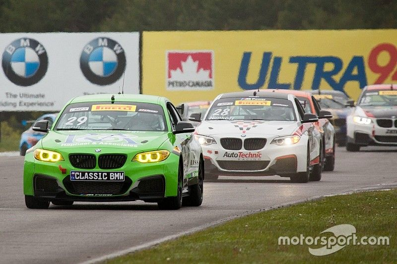 Wild World Challenge touring car actioncoming to Road America on June 23-25
