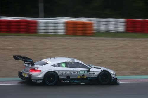 DTM 2017 am Nürburgring: Gary Paffett vorn im 1. Training