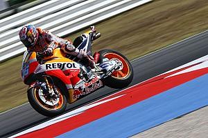 MotoGP Reactions Pedrosa belum puas dengan performanya