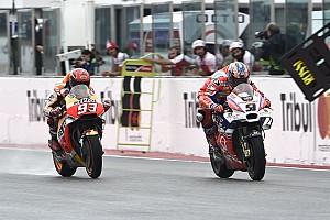 MotoGP Важливі новини Петруччі: Маркес сильніший суперник, ніж Россі