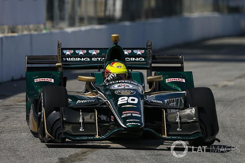 Pigot rijdt compleet IndyCar-seizoen in 2018