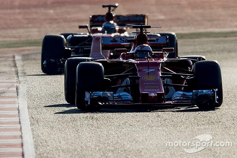 【F1】データで見るバルセロナテスト。メルセデスPU、40レース分走破