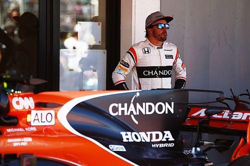 Alonso syukuri start P7, berharap balapan tanpa insiden