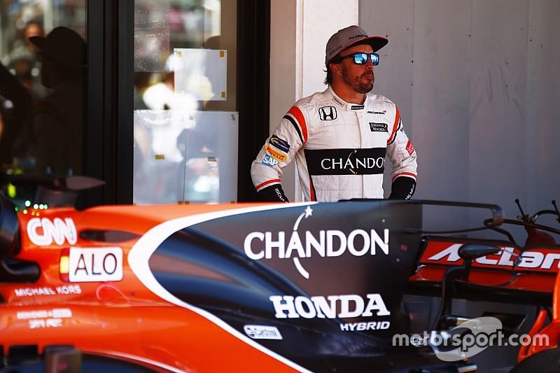 A McLaren elájult Alonsótól: végre látszik a fény az alagút végén?
