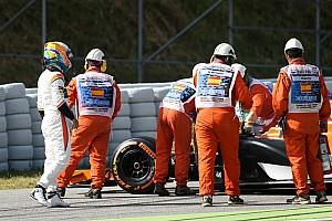 Formule 1 Actualités Le déclin de McLaren-Honda en 2017, une