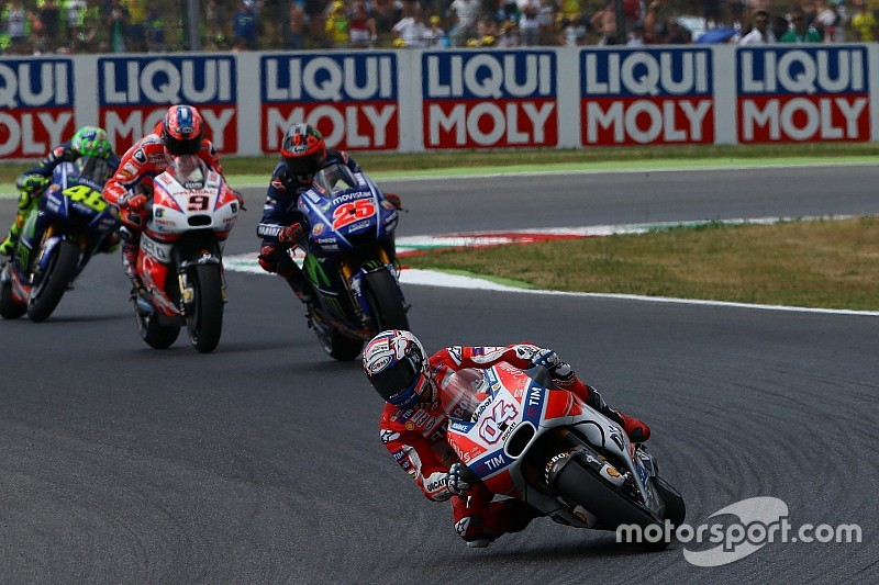 "Lack of energy ""scared"" ill Dovizioso before Mugello race"